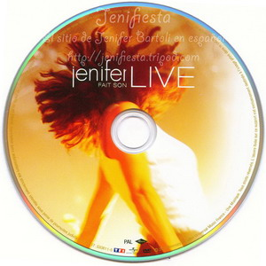 Jenifer - DVD 'Fait son live'