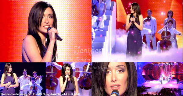 Jenifer - Donne-moi le temps - NRJ Music Awards