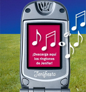 ¡Descarga los ringtones de Jenifer!