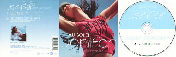 Jenifer - Single Au soleil