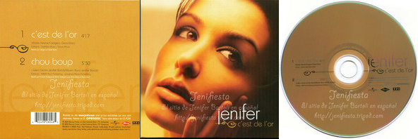 Jenifer - Single C'est de l'or